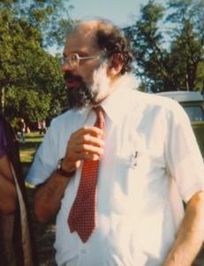 Ginsberg-at-car
