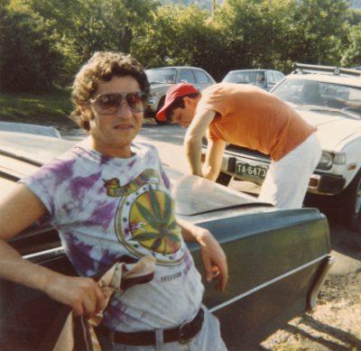 Krassner & Babbs Jack Kerouac Conference 1982