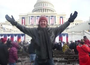 Brian Inauguration